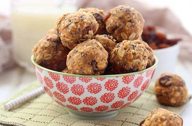 Protein Balls Recipe