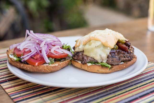 Running Nutrition & Cheeseburgers
